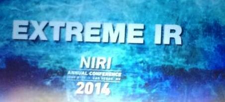Extreme IR