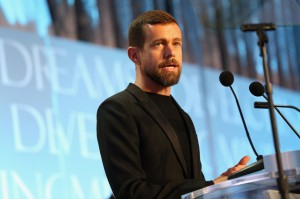 Jack Dorsey, CEO of Twitter in 2016. Photo credit: CNBC